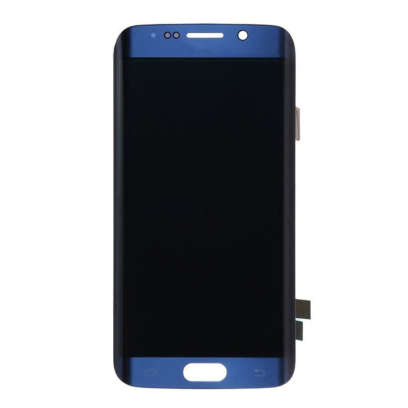 LCD & Touch for Samsung Galaxy S6 EDGE Blue_CELCENTRO